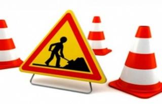 Kanalizasyon çalışması nedeniyle trafiğe kapanacak