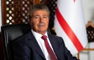 """""""Kıbrıs Türk halkının haklarını kararlılıkla..."""