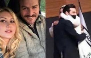Nişanlısı ve en yakın arkadaşı evlendi