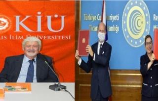 Prof. Dr. Ata Atun yazdı: İngiltere-Türkiye Dayanışmasının...