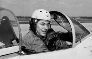 Ses hızını aşan ilk pilot  öldü
