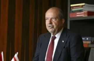 Tatar:Artık şartlar değişti Kıbrıs eski Kıbrıs,...