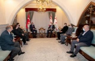 Tatar:Doğu Akdeniz'de dengelerin ve istikrarın...