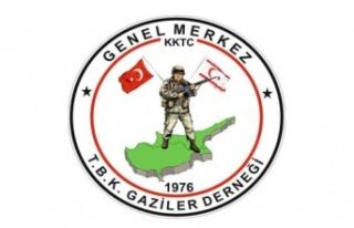 Türk Barış Kuvvetleri Gaziler Derneği, Haluk Üstügen'in...
