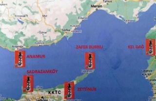 Türkiye'den Doğu Akdeniz hamlesi! 5 ayrı bölgeye...