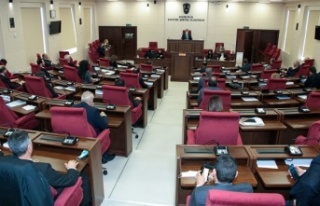 UBP-DP-YDP Koalisyonunun Hükümet Programı Meclis'te...