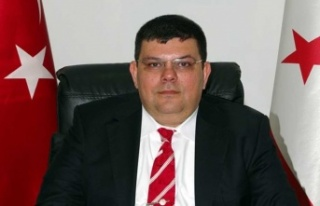 UBP Milletvekili Özdemir Berova, Hüseyin Özgürgün'ün...