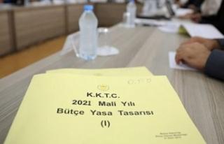 2021 Mali Yılı Bütçe Yasa Tasarısı 10 Milyar...