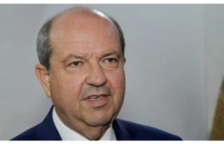 Cumhurbaşkanı Tatar Can kaybının Olmaması En...