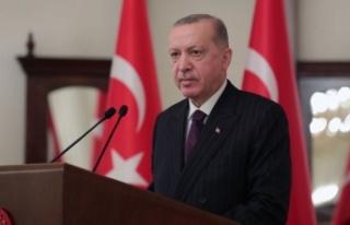 Cumhurbaşkanı Erdoğan Avrupa Birliği ülkeleri...