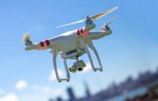 Drone ile uyuşturucu sevkiyatı