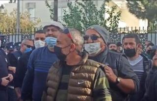 Güney Kıbrıs'ta çalışan işçiler yine...