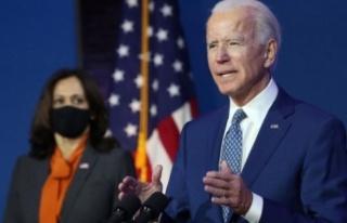 Joe Biden Açıklama Yaptı