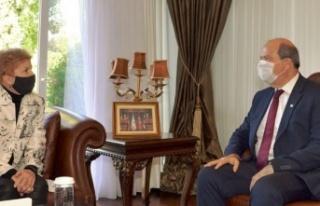 Lute, Pazartesi günü Cumhurbaşkanı Tatar'la...