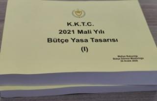 Mecliste Bütçe Yasa Tasarısı görüşmeleri başladı