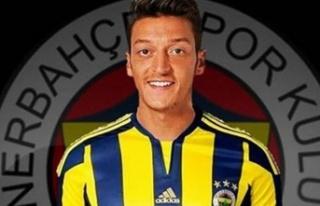 Mesut Özil'den Fenerbahçe Açıklaması