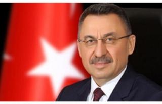 """TC Cumhurbaşkanı Yardımcısı Oktay """" Türkiye..."""