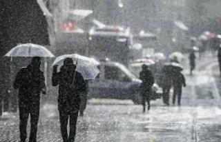 Yarın Yüksek Kesimlerde Karla Karışık Yağmur...