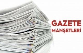 15 Şubat Gazete Manşetleri
