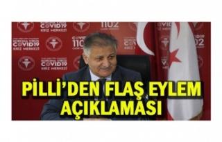 Ali Pilli sempatizanlarına seslendi