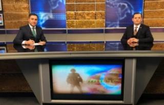 Azerbaycan-Kıbrıs Dostluk Cemiyeti Başkanı Orhan...