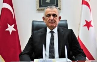 """Bakan Nazım Çavuşoğlu: """"Zeytinde kaliteli üretim..."""
