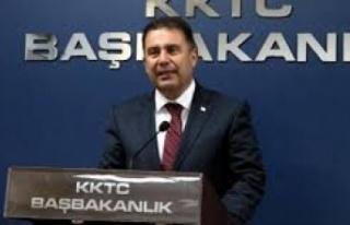 Canlı : Başbakan Ersan Saner Açıklama Yapıyor