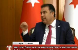 """Başbakan Ersan Saner """"Bakanlar Kurulu Yarın..."""