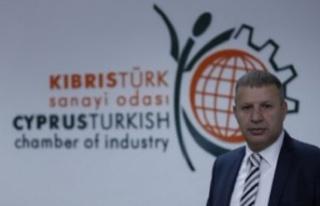 """Candan Avunduk: """"Ankara'da KKTC sanayisinin..."""