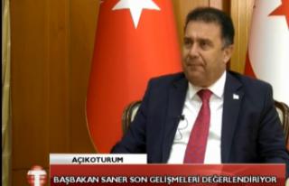CANLI: Başbakan Ersan Saner Az Sonra Kanal T'deGündemdeki...