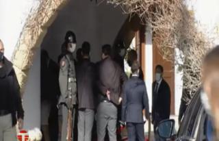 CANLI- Cumhurbaşkanı Ersin Tatar ve TC Cumhurbaşkanı...