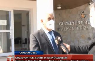 CANLI: Güzelyurt Belediye Başkanı Mahmut Özçınar...