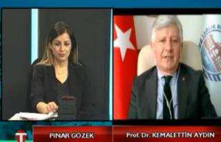 CANLI: Prof Dr. Kemallettin Aydın Covid-19 ile ilgili...
