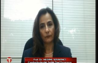 CANLI: Prof Dr. Nedime Serakıncı Covid 19'u...