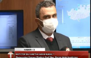 CANLIMeteoroloji Dairesi MüdürüKKTC'de bu hafta...