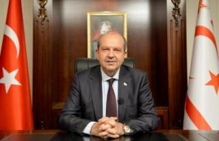 Cumhurbaşkanı Ersin Tatar, Rum Yönetimi Başkanı...