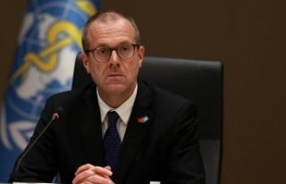 DSÖ Avrupa Direktörü: Salgın 2022'nin başlarında...