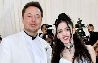 Elon Musk'ın sevgilisi Grimes, beynine çip...