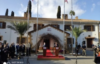 Ersin Tatar'dan Kıbrıs meselesi açıklaması!...