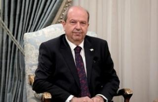 Ersin Tatar, Mario Nava ile telekonferans aracılığıyla...