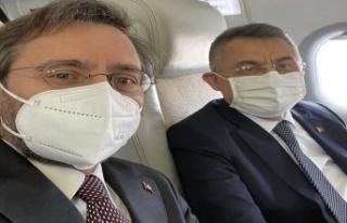 Fahrettin Altun: Cumhurbaşkanımızın talimatıyla...