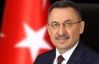 Fuat Oktay yarın adaya geliyor... Türkiye ile KKTC...