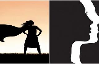 Güçlü ve Yönetici Kadınları Tercih Eden Erkeklerdeki...