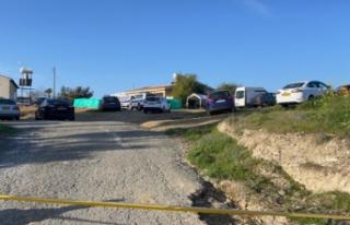 Güney Kıbrıs'ta Cinayet