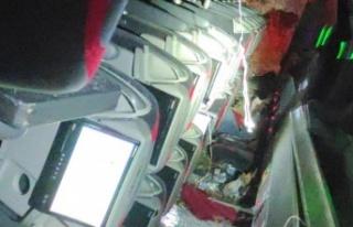 katliam gibi kaza: 5 kişi öldü, 38 kişi yaralandı