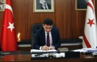 """Maliye Bakanı Dursun Oğuz: """"Burslar bugün ödeniyor..."""""""