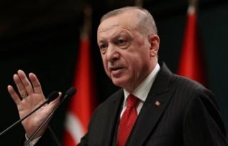 """Recep Tayyip Erdoğan: """"Federasyon bitmiştir! İki..."""