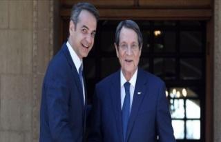 Rum Yönetimi ile Yunanistan beşli konferans öncesinde...