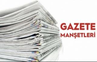 26 Mart Gazete Manşetleri