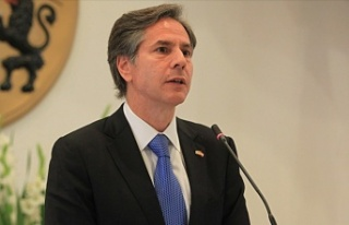 ABD Dışişleri Bakanı Blinken'dan Doğu Akdeniz...